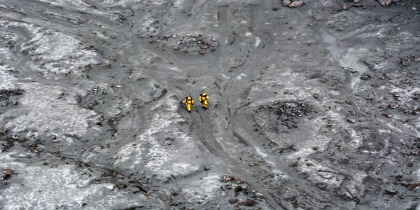 New Zealand Volcano Looks Eerily Like A Lunar Landscape As More Bodies Are Recovered