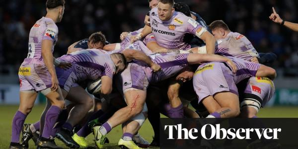 Exeter poised for European progress and Rob Baxter expects nothing less