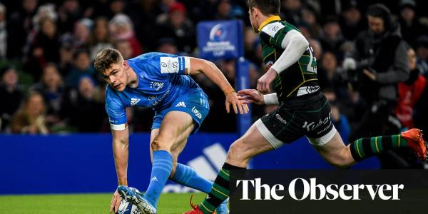 Garry Ringrose scores hat-trick as Leinster overwhelm Saints again