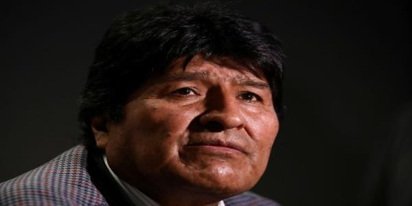 Bolivias interim leader says arrest warrant to be issued against Morales