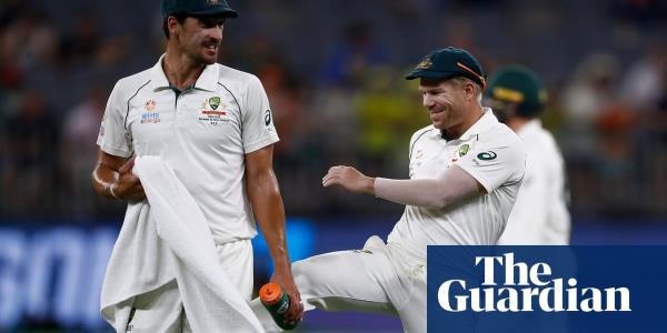 Mitchell Starc takes nine as Australia storm to 1-0 series lead over New Zealand