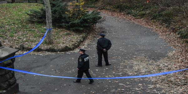 Im 13: Killing in Park Yields Startling Suspects