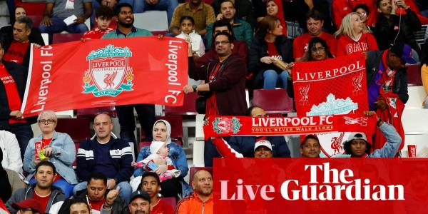 Liverpool v Monterrey: Club World Cup semi-final – live!