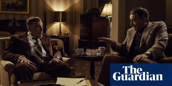The 50 best films of 2019 in the UK: No 1 – The Irishman