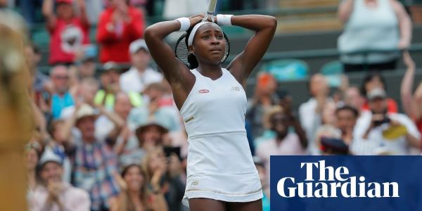 Jaw-dropping sport moments of 2019: Coco Gauff beats Venus Williams