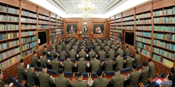 N. Koreas Kim discusses bolstering military as deadline approaches