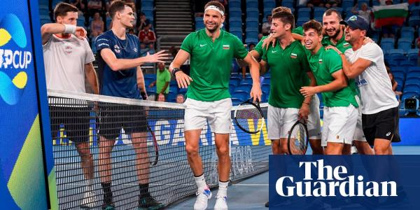 Jamie Murray hits out after GB suffer ATP Cup defeat to Bulgaria … at 2.47am