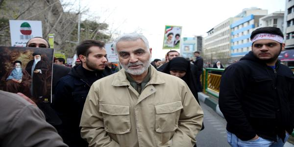 Who Was Qassem Soleimani? A Master of Iran's Intrigue and Force
