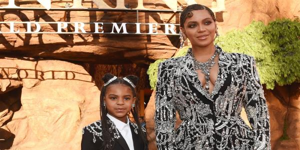 Beyoncé and Daughter Blue Ivy Nominated for NAACP Image Award