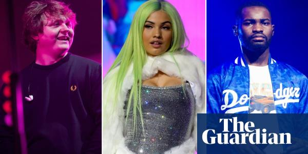Brit award nominations 2020: Dave and Lewis Capaldi top pile, with women shut out
