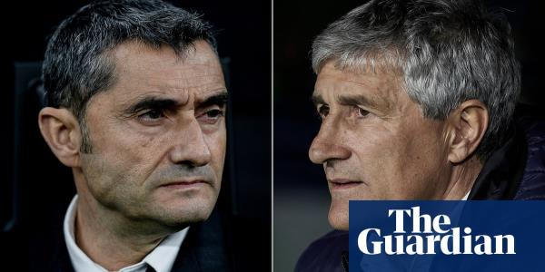 Barcelona appoint Quique Setién as head coach to replace Ernesto Valverde