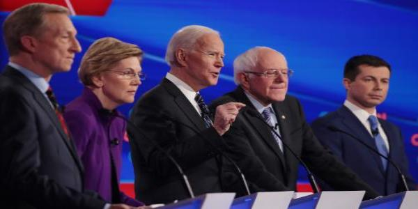 Who won the Democratic debate? Our panelists verdict