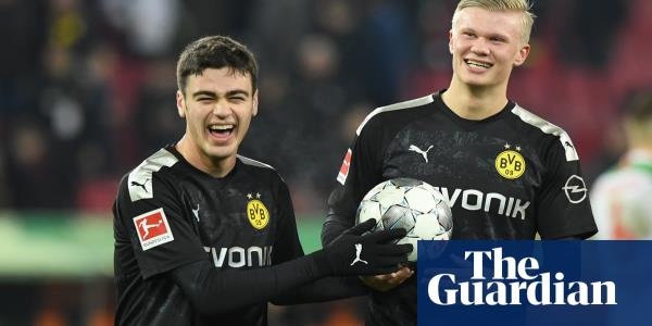 European roundup: Haaland hits hat-trick in 23 minutes on Dortmund debut