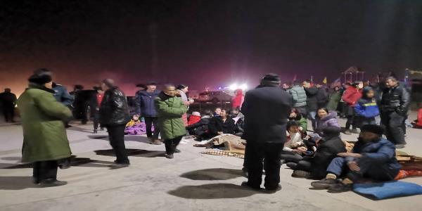 Quake causes damage, injuries in Chinas Xinjiang region