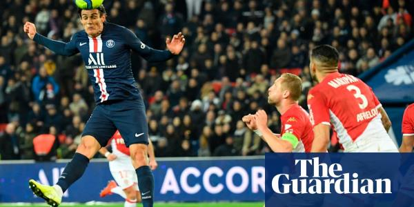 Frank Lampard praises 'great player' Cavani as Chelsea step up striker search