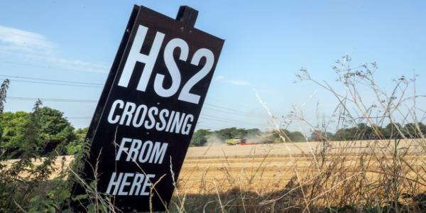 Tories Split On HS2 Amid Warning That Costs Could Spiral To £106bn