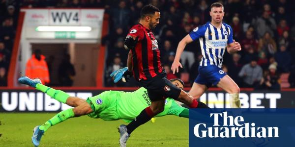 Harry and Callum Wilson's goals help Bournemouth surge past Brighton
