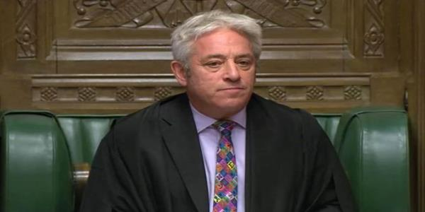 John Bercow Denies Ever Having Bullied Anyone