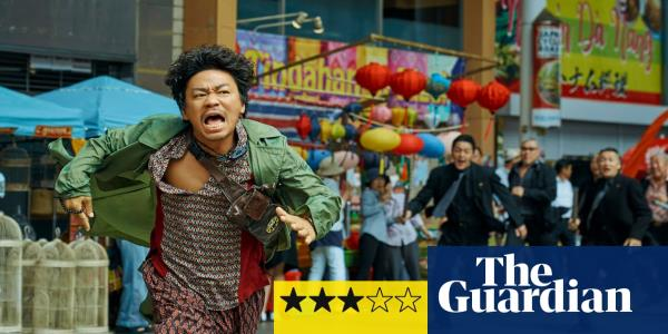Detective Chinatown 3 review – majestically madcap buddy-cop whodunnit