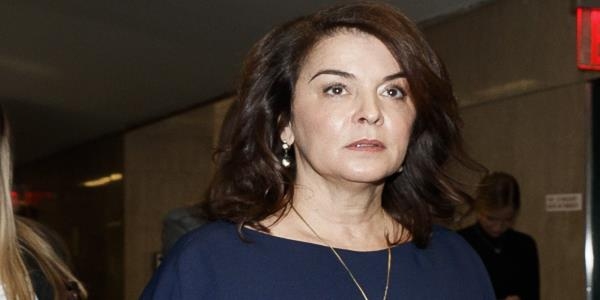 Annabella Sciorra Testifies That Harvey Weinstein Raped Her: 'My Body Shut Down'