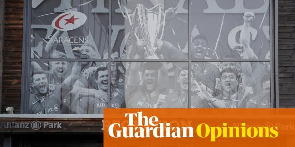 Premiership Rugby are from Mars and Saracens are from Venus | Robert Kitson