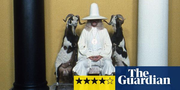 The Holy Mountain review – inside the mind of a visionary provocateur