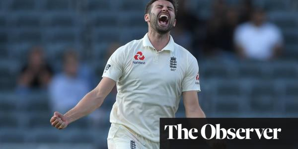 Rampant Mark Wood revels in England impact after injury woes