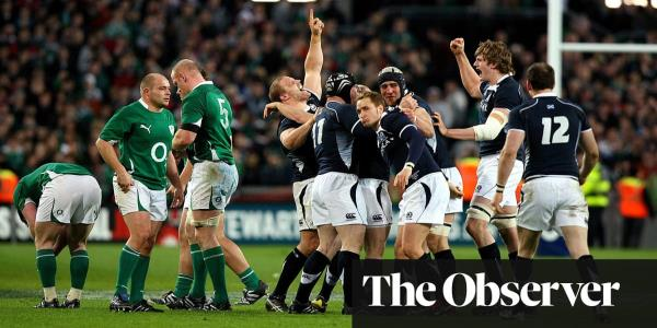 Scotland seeking launchpad with landmark win against Ireland | Bryn Palmer