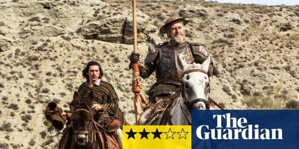 The Man Who Killed Don Quixote review – Terry Gilliams epic journey finds a joyous end