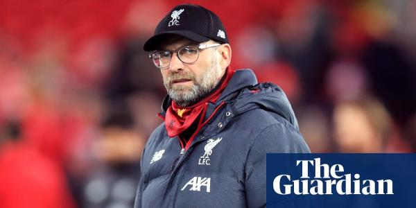 Jürgen Klopp unrepentant over decision to field weakened side in FA Cup replay