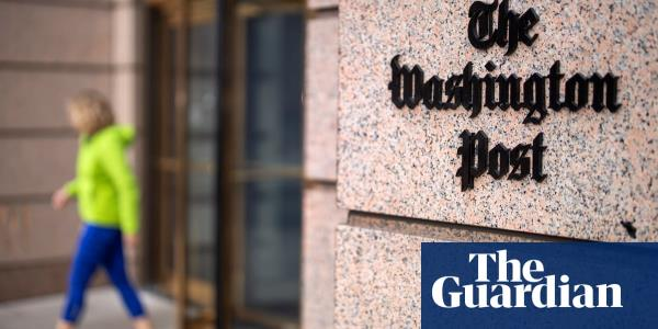 More than 300 Washington Post staff reject reporters suspension over tweet