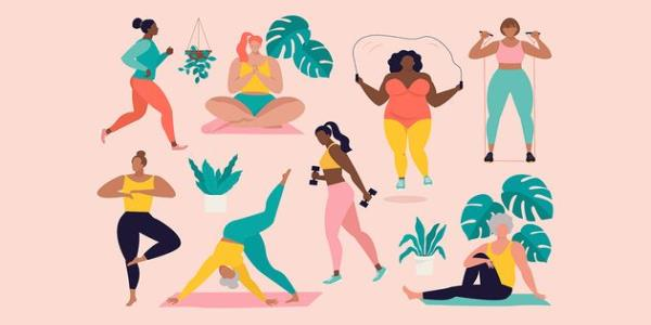I Feel Powerful: Age Changes How We Exercise. These Women Tell Us Why