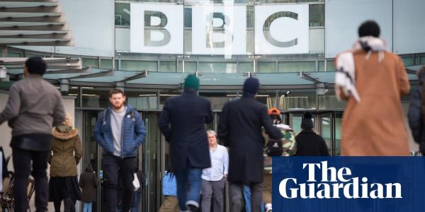 BBC announces 450 jobs will go in newsroom shake-up
