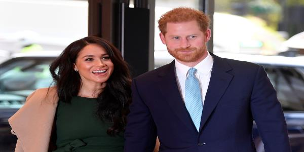 Harry And Meghan's Security Costs Soon Won't Be Covered By Canada