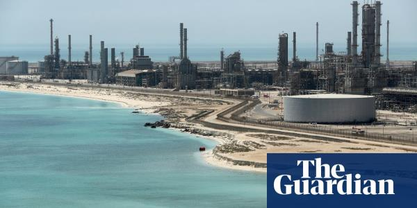 Saudi Aramco removes sustainable oil adverts after complaints