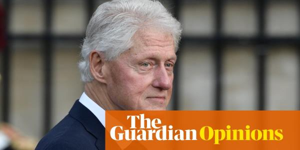 The outrage over Bill Clintons links to Epstein exposes the hypocrisy of the rightwing media | Arwa Mahdawi
