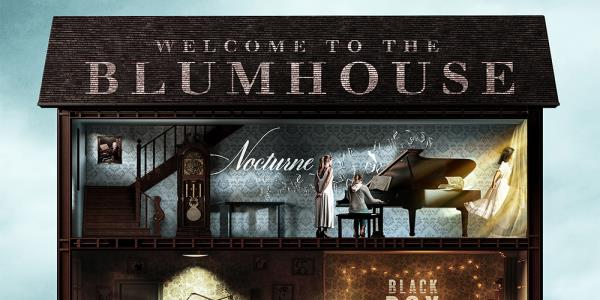 Eight New Blumhouse Horror Films Coming to Amazon