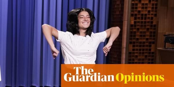 I suddenly feel old. And it's all down to TikTok sensation Charli DAmelio | Arwa Mahdawi