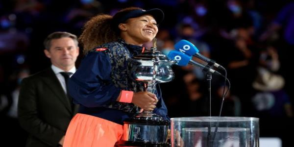 Naomi Osaka notches 4th Grand Slam title with Australian Open win