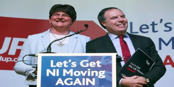 Why Is The DUP Missing From Election Coverage When Its Had So Much Influence?