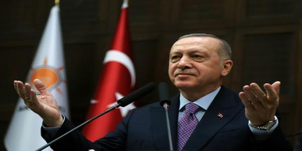 Erdogan rules out even smallest step back in Syrias Idlib