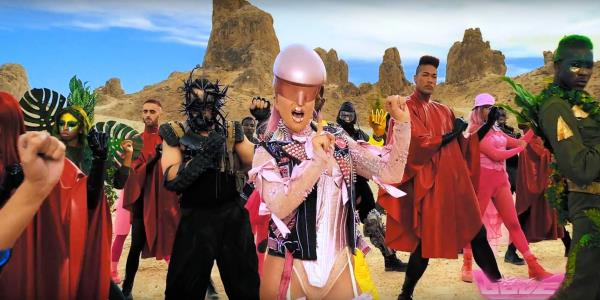 Lady Gagas Stupid Love Music Video Is Suitably Camp And Totally Bonkers