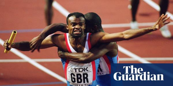 My favourite game: Britain upset the USA with 4x400m gold at Tokyo 91 | Stuart Goodwin