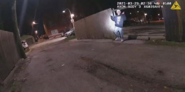 Chicago Releases Video Of Police Fatally Shooting 13-Year-Old Adam Toledo