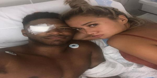 Love Islands Theo Campbell Details Horror Champagne Cork Incident That Led To Him Losing Sight In One Eye