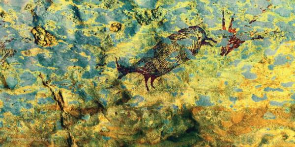 Newly discovered Indonesian cave painting could be the worlds oldest figurative artwork