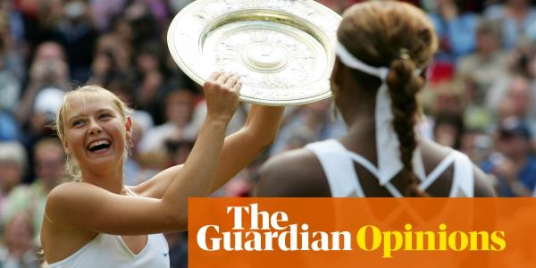 Farewell Maria Sharapova: the ice queen who was more respected than loved