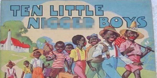 Amazon Slammed For Sale Of Collectible Racist Literature Containing N-Word