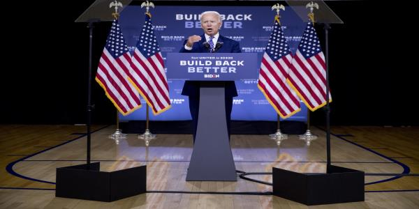 Biden risks alienating young Black voters after race remarks