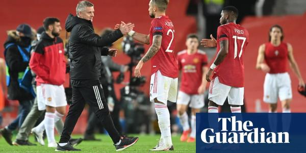 Solskjær takes the handbrake off but can he do it when it really matters? | Jonathan Liew